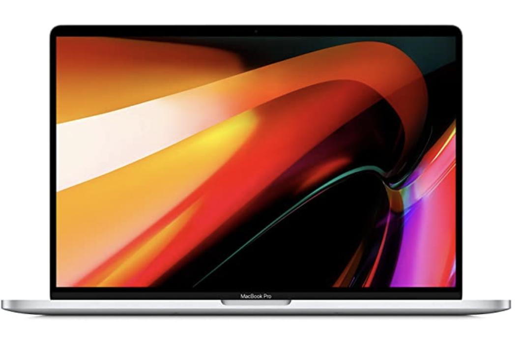 Apple MacBook Pro (16-Inch, 16GB RAM, 1TB Storage) - Silver - £2,099.99 @ Amazon