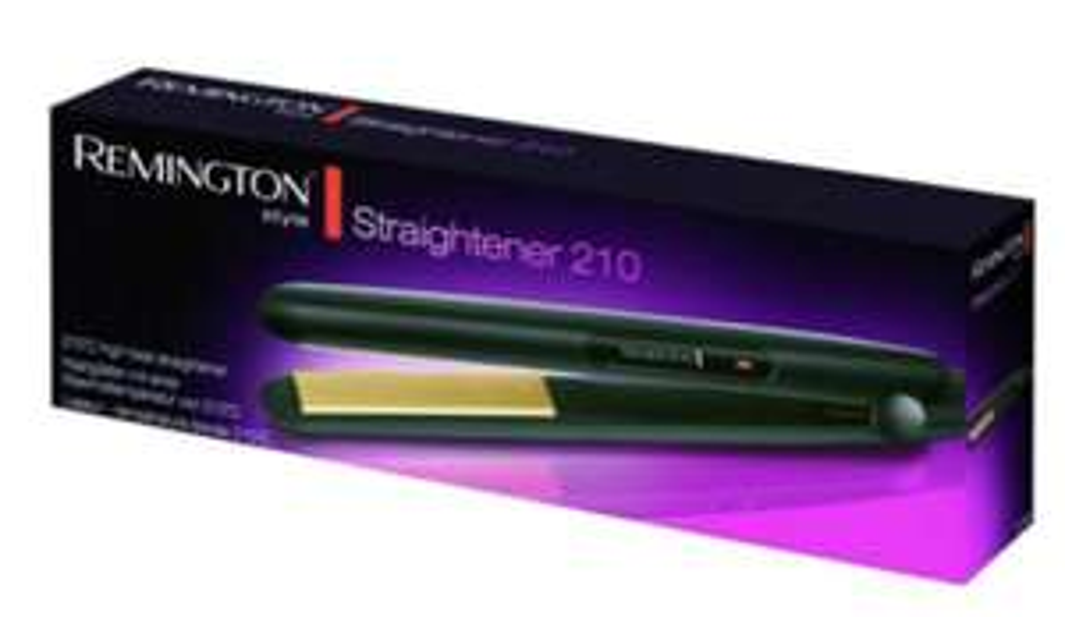 Remington S1400 Professional Ceramic Coated Plates 210 Womens Hair Straightner - £16.99 @ eBay / kkelectronics187