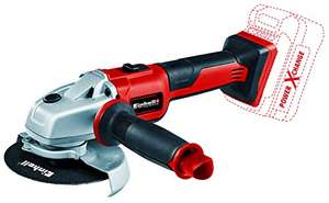 Einhell Axxio Power X-Change Cordless Angle Grinder / Limited time deal - £62.80 @ Amazon