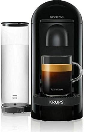 NESPRESSO by KRUPS Vertuo Plus XN903840 Coffee Machine - Black £69.99 / White £64.99 @ Amazon