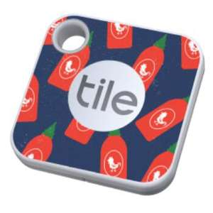 Tile Mate 2020 Phone and Key Item Finder (Awesome Sauce / Malibu Sunset) - £12.99 delivered at Tile UK