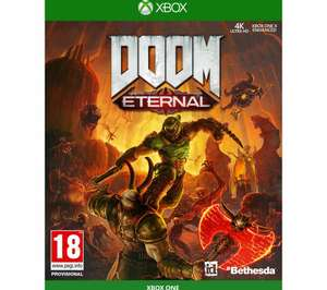 DOOM Eternal PS4/XBox Game £12.97 each at Currys/ebay