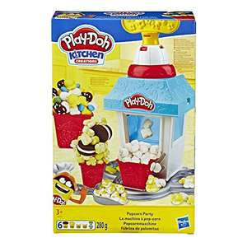 Play Doh Popcorn party £4 (+£4.49 Non Prime) @ Amazon