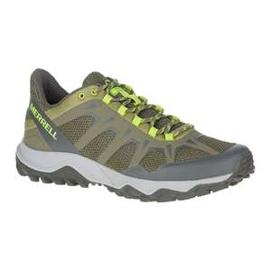 MERRELL Mens Fiery Trail Shoes (Olive) - £49.99 + £2.99 Delivery @ SportPursuit