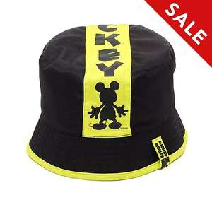 Mickey Mouse: Neon Festival Reversible Bucket Hat (Adults) £6.39 delivered, using code, @ shopDisney