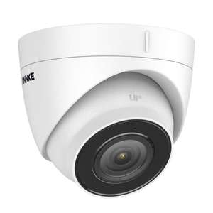 ANNKE C500 5MP PoE Security IP Camera with Audio / Mic / Night Vision - £44.99 - Sold by Smart Home Brand Store and Fulfilled by Amazon