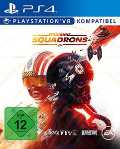 Star Wars: Squadrons PS4 - £17.32 / (+£2.99 Non Prime) delivered sold by Amazon EU (UK mainland delivery) @ Amazon