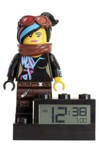 LEGO Movie 2 Wyldstyle Minifigure Alarm Clock £10.99 (2 for £16.48) at The Entertainment Store eBay