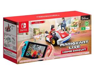 Mario Kart Live / Luigi Cart Live (Damaged Box) £49.99 // Switch Lite Coral with Animal Crossing £189.99 @ Monster Shop