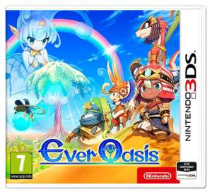 Ever Oasis Nintendo 3DS Game £16.99 with Click and Collect or + £3.95 Delivery at Argos