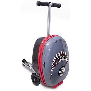 """Flyte 18"""" Midi Scooter Suitcase - Snapper The Shark £33.95 delivered at Amazon"""