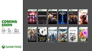 Xbox Game Pass (daily) additions - Nier: Automata, Octopath Traveler, Yakuza 6: The Song of Life & More