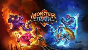 Monster Train - Steam key from WinGameStore ~£8.99