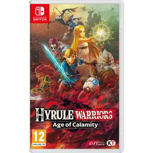 Hyrule Warriors: Age Of Calamity / Animal Crossing: New Horizons (Nintendo Switch) - £35 Delivered @ AO
