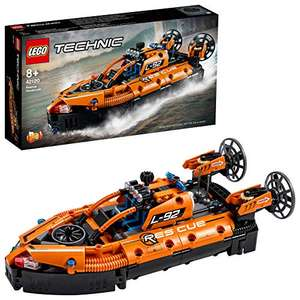LEGO 42120 Technic Air Cushion Boat for Rescue Operations, 2-in-1 Model, Construction Kit £23.55 (UK Mainland) At Amazon Germany