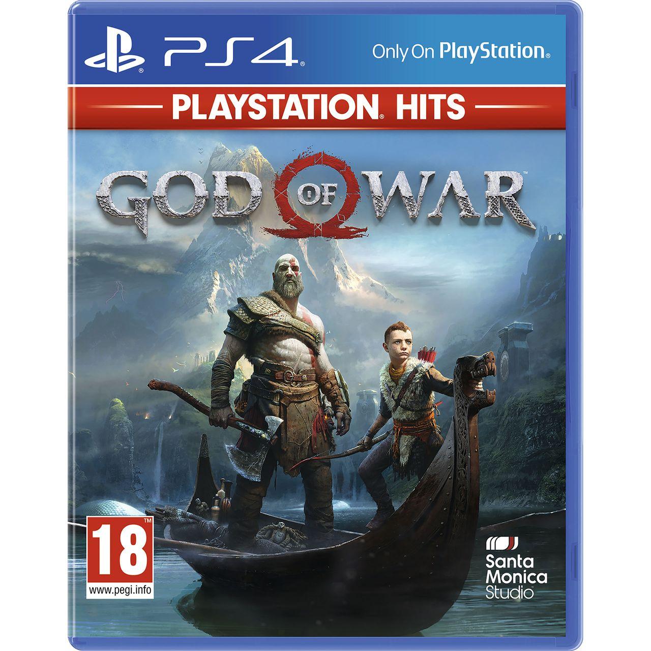God Of War Playstation Hits (PS4) - £10 Delivered @ AO