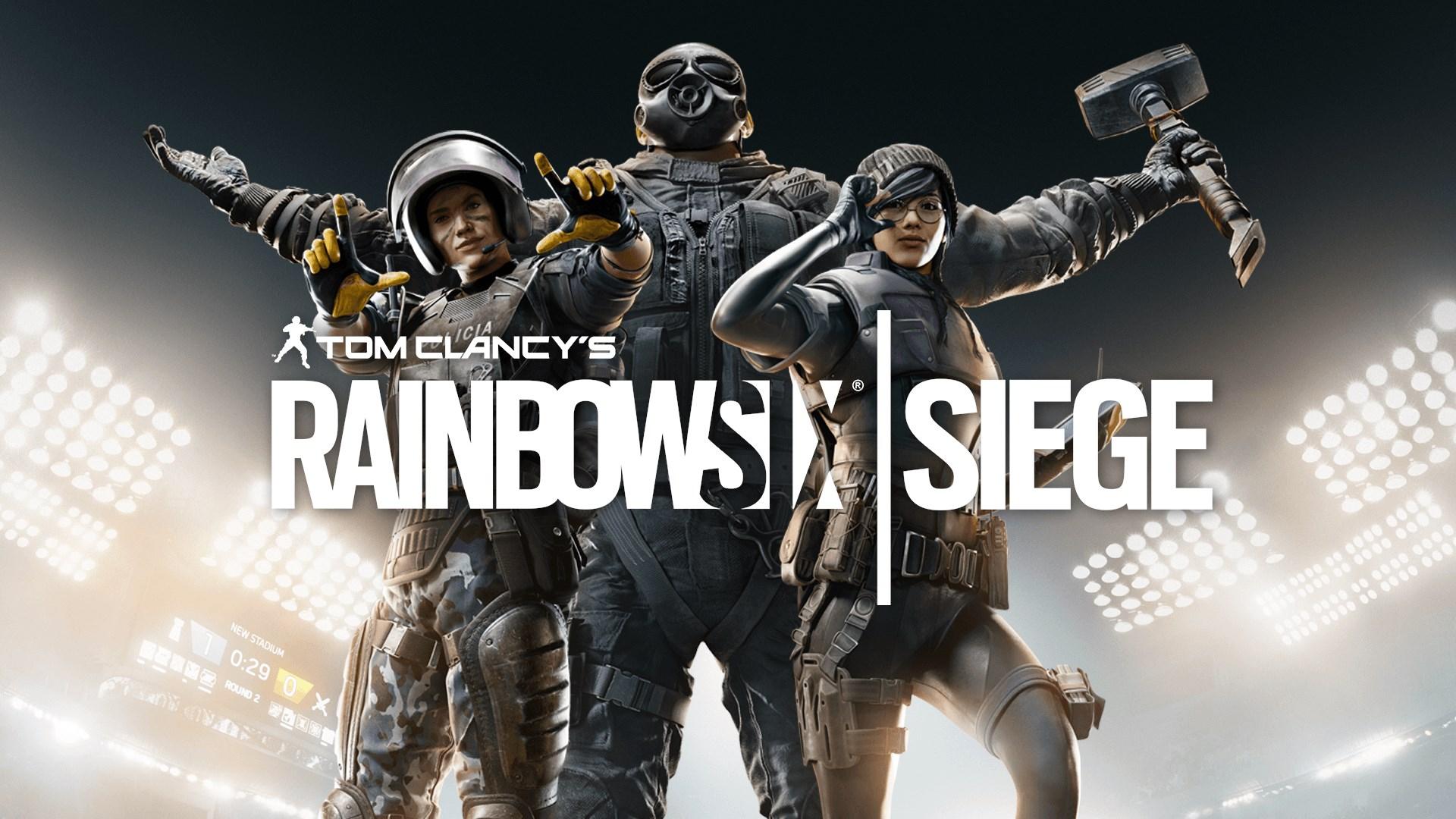 Rainbow Six Siege - Free To Play Week (All Platforms) @ Ubisoft