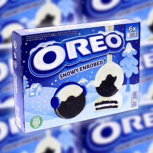 120 x Cadbury Oreo Snowy Enrobed Biscuits (Total 2.46kg) £10 delivered @ Yankee Bundles