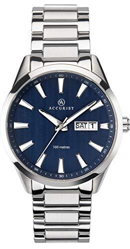 Accurist 7129 Sapphire day/date watch - £48.20 @ Amazon