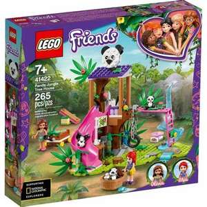 LEGO Friends 41422 Panda Tree House - £12.50 Clubcard Price (+Delivery Charges / Min Spend Applies) @ Tesco