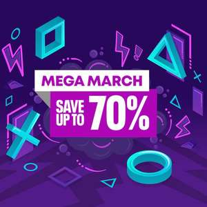 Mega March Sale @ PlayStation PSN: WRC 9 £19.99 Tomb Raider DE £2.39 The Sinking City £9.99 Need for Speed £3.99 Injustice UE. 7.99 + More