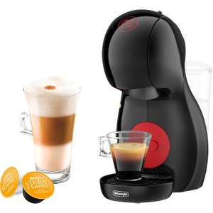 Dolce Gusto Piccolo XS EDG210.B Coffee Pod Machine + 3 Months Free Coffee (6 Boxes) - £29 delivered @ AO