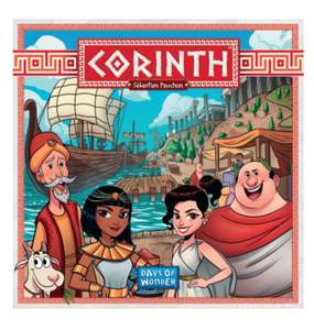 """Corinth Days of Wonder roll""""n""""write board game - £8.95 / £11.59 Delivered @ Chaos Cards"""
