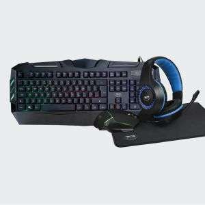 RED5 ZODIAC GAMING BUNDLE, includes Headphones, keyboard, mouse and mat £30.99 Delivered @ Mankind