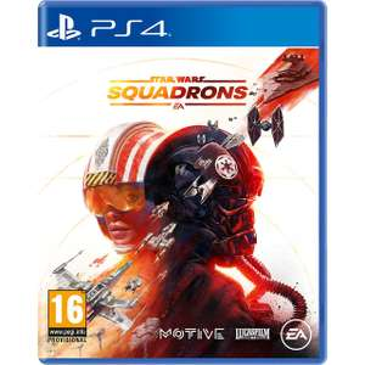 Star Wars: Squadrons (PS4) - £17.85 delivered @ Base