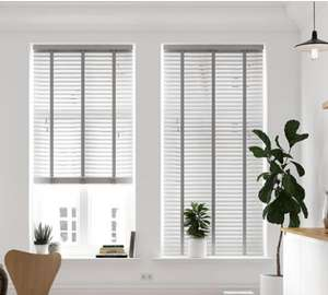 £10 off £140 Made to Measure Blinds and Shutters with voucher Code @ Swift Blinds