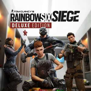 PS4/PS5: Tom Clancy's Rainbow Six Siege Deluxe Edition - £7.49 @ Playstation Store