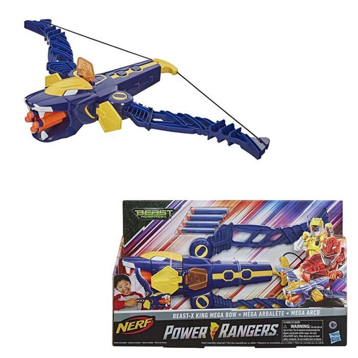Power Rangers Beast Morpher Beast-X King Mega Bow - £15.99 Delivered (UK Mainland) @ BargainMax