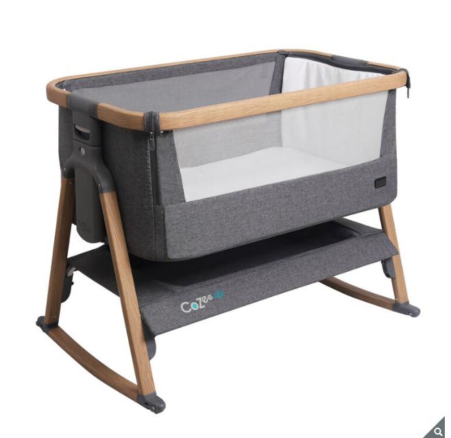 Tutti Bambini CoZee Air Bedside rocking crib £159.99 at Costco