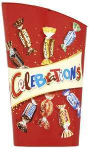 Celebrations 240g reduced in store 99p at Tesco Berwick upon Tweed