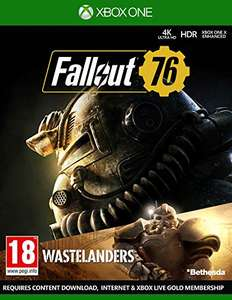 Fallout 76 Wastelanders (Xbox One) £3.75 (Prime) + £2.99 (non Prime) at Amazon