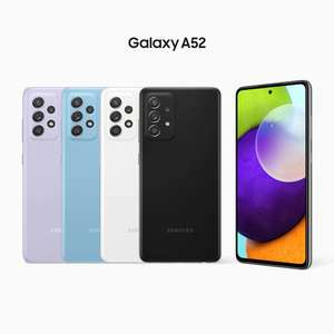 Samsung Galaxy A52 5G £399 / £349 (with trade-in) and claim Galaxy Buds+ £399 from Samsung