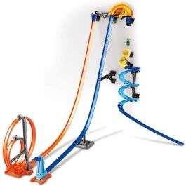 Hot Wheels Track Builder Vertical Launch Kit for £33.99 delivered (UK Mainland Only) @ BargainMax