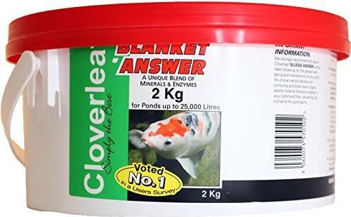 Cloverleaf blanket answer 2kg £26.99 @ Amazon