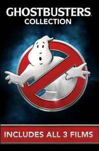 Ghostbusters 3 Film collection HD £7.99 to Buy @ Google Play