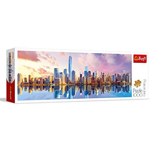 Trefl 1000 piece Manhattan Panoramic 1000 piece jigsaw £4.85 (+£4.49 non-prime / UK Mainland) Sold by Amazon EU @ Amazon