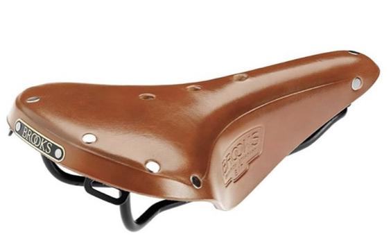 Brooks England B17 Bicycle Saddle in Light Brown - £59.06 (+£9.99 Delivery) @ Depor Village
