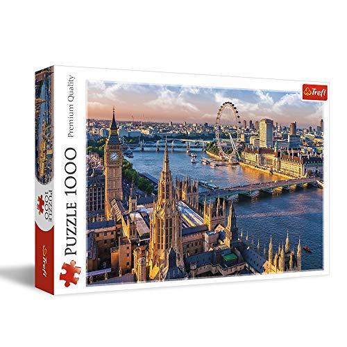 Trefl London 1000 piece jigsaw £6 (+£4.49 non-prime) @ Amazon