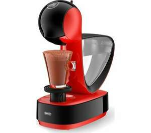 DOLCE GUSTO by De'Longhi Infinissima EDG260.R Coffee Machine - Red & Black £34.99 @ Currys on eBay