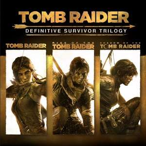 [Xbox One] Tomb Raider: Definitive Survivor Trilogy - £17.99 @ Microsoft Store