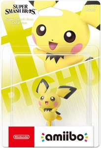 Amiibo Pichu (Nintendo Switch) - £11.23 (+£2.99 Non Prime) @ Amazon