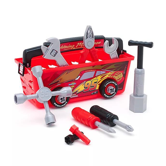 Disney Pixar Cars 3 Toolbox £10.50 delivered, using code @ shopDisney