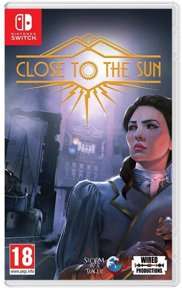 Close To The Sun (Nintendo Switch) Cartridge - £10.65 @ The Gamery