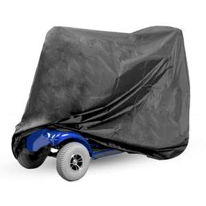Mobility Scooter Cover £7.84 delivered @ Roov