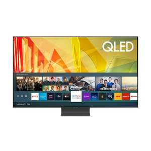 Samsung QE65Q95T 65 inch 4K Ultra HDR 2000 Smart QLED TV with Apple TV app Freesat HD + 6 year warranty £1499 with code @ Richer Sounds