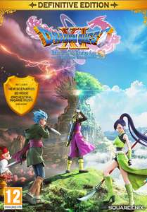 DRAGON QUEST® XI S: Echoes of an Elusive Age™ - Definitive Edition [PS4] £24.99 @ Square Enix